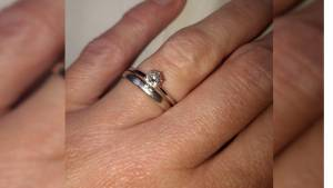 Cash and engagement ring stolen in Thorpe burglary