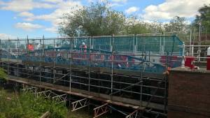 Bridge to be closed for weeks as strengthening works carried out