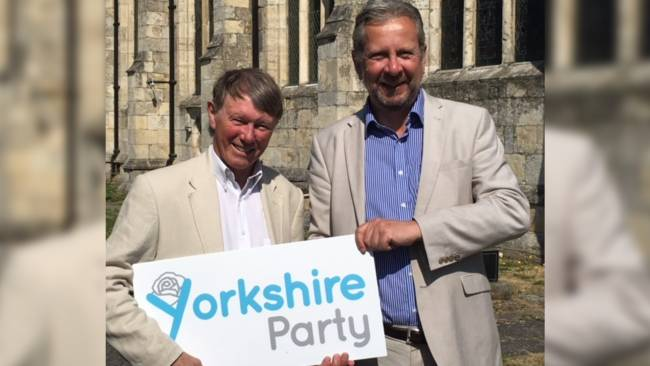 Defector councillor blasts Tory 'betrayal' of One Yorkshire vision