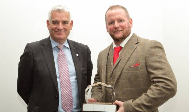 Former Selby PC wins National Award