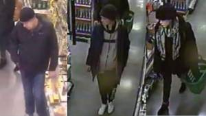 CCTV released after tools taken from Selby DIY store