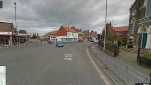 Boy hit by van on Gowthorpe crossroads