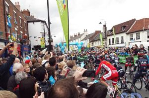Tour de Yorkshire: Film shows highlights of unforgettable weekend