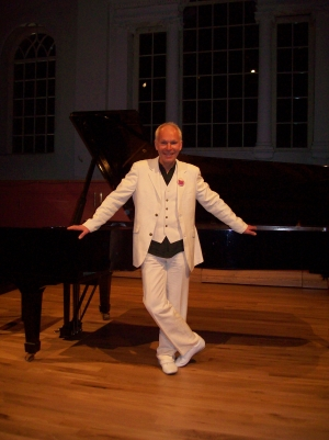 Concert pianist brings Fascinating Rhythm to Selby