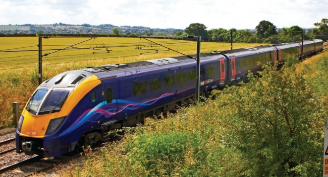 Selby to Hull rail link top priority for electrification