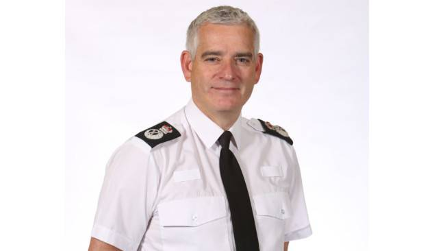 North Yorkshire's top cop's response to London terror