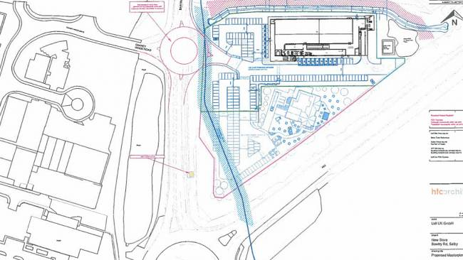 Council mulls roundabout investment to save Lidl plans