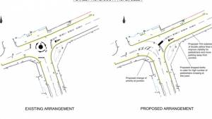 Plans afoot to make busy junction safer