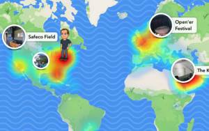 New Snapchat location feature prompts county's Children safeguarding board to issue warning
