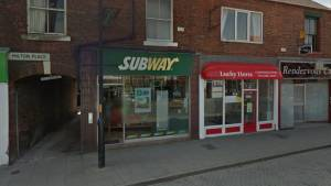 Would-be knife-point raider targets Selby Subway