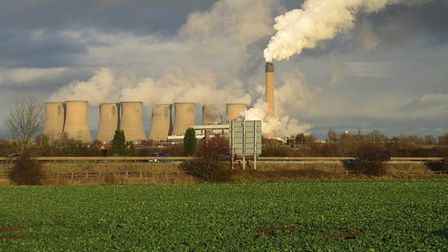 Eggborough Power Station set to close